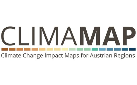 CLIMA-MAP - Climate Change Impact Maps for Austrian Regions
