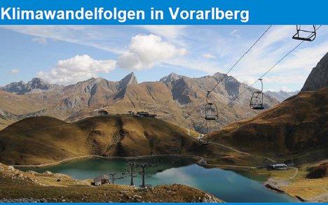 KlimTourV - Einfluss des Klimawandels auf Tourismusregionen in Vorarlberg