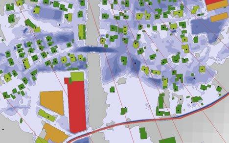 Hochwasserschadenanalyse Oberösterreich