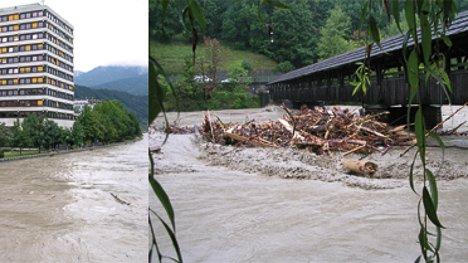 Runoff forecasting system for the Inn river