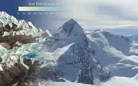 MUSICALS – Simulation des Schmelzwasserabflusses von Schnee und Eis in alpine Speicherseen