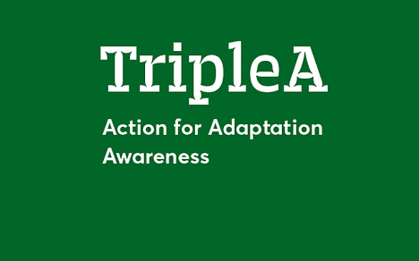 TripleA – Action for Adaptation Awareness